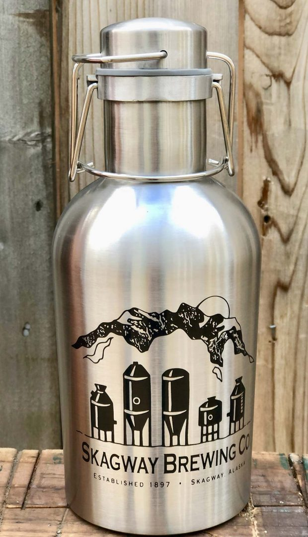 32oz Stainless Growler