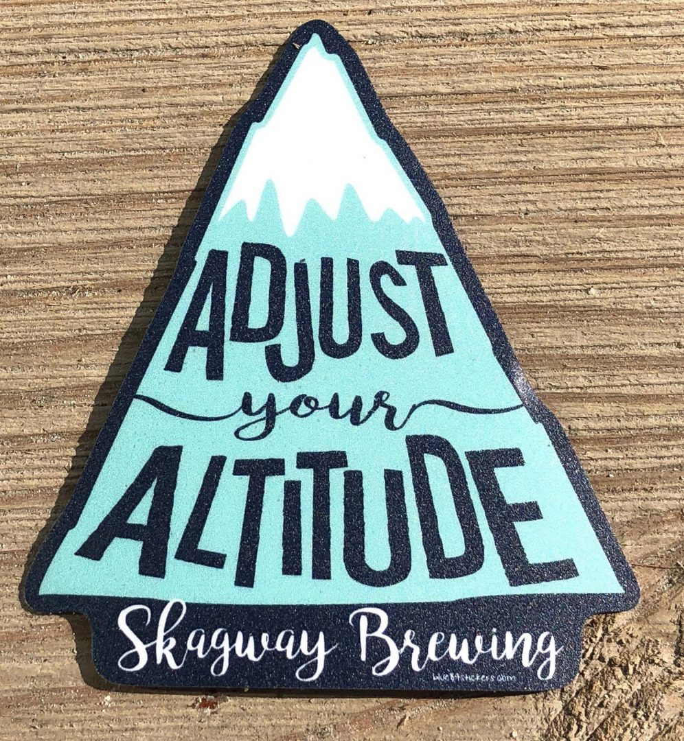 Altitude Sticker