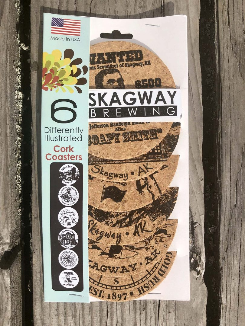 Skagway Coaster Set
