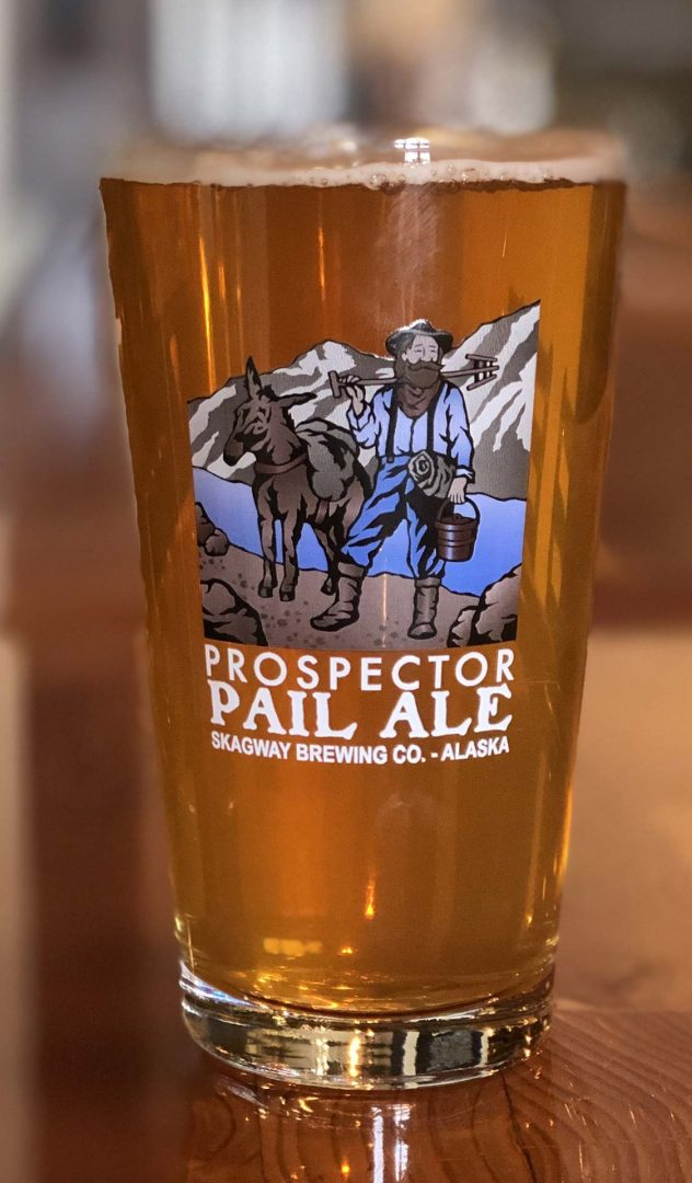 Prospector Pint in Color
