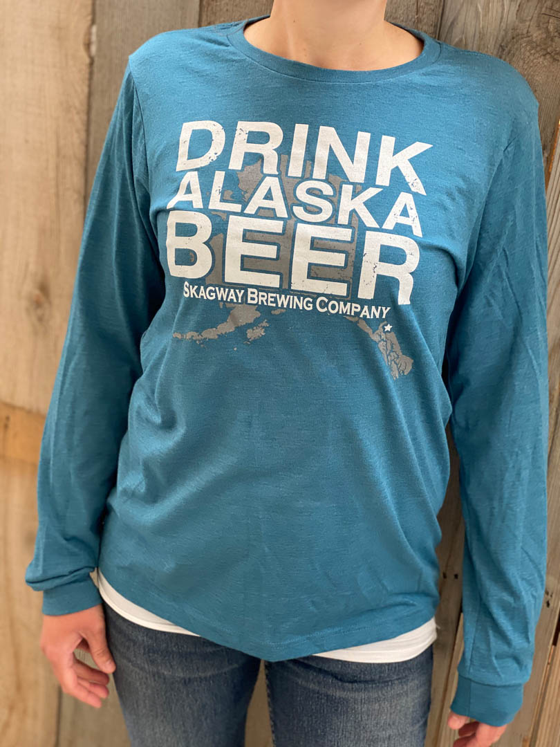Drink AK Beer Long Sleeve